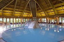 Danubius Health SPA Resort Aqua - Hallenbad, Copyright: Danubius Health SPA Resort Aqua Heviz