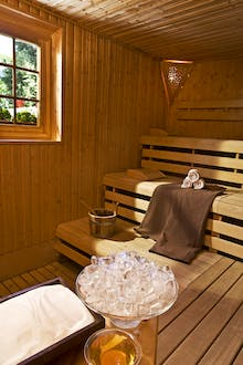 Danubius Health SPA Resort Aqua - Sauna, Copyright: Danubius Health SPA Resort Aqua Heviz