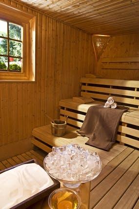 Danubius Health SPA Resort Aqua - Sauna, Copyright: Danubius Health SPA Resort Aqua Heviz