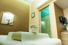 Danubius Health SPA Resort Aqua - Massageraum, Copyright: Danubius Health SPA Resort Aqua Heviz