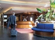 Rezeption mit Lobby, Copyright: Seminaris Hotel Potsdam