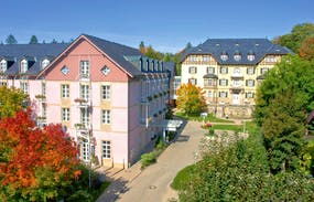 Relexa Hotel in Bad Steben in Oberfanken, Copyright: relexa hotel Bad Steben