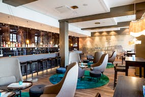 Motel One Magdeburg - Bar, Copyright: © www.AndreasLander.de Motel One