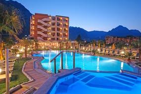 Hotel Savoy Palace in Riva del Garda, Copyright: Tonelli Hotels