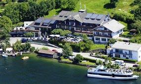 Außenansicht Superior Landhotel Grünberg am See, Copyright: Superior Landhotel Grünberg am See