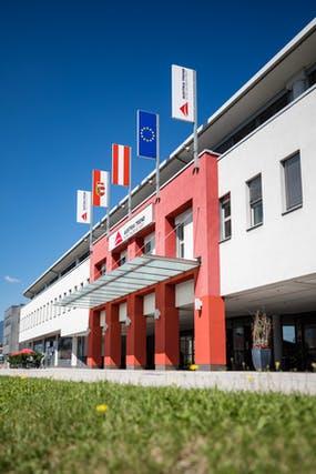 Außenansicht Austria Trend Europa Salzburg, Copyright: Austria Trend Hotels, Verkehrsbüro Hotellerie GmbH