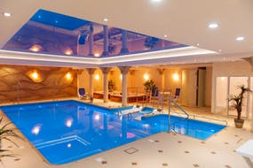 Hotel Adam & Spa - Hallenbad, Copyright: Hotel Adam & Spa