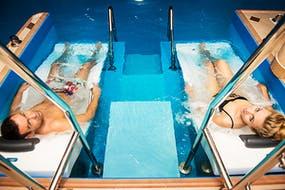 Hotel Adam & Spa - Unterwasser-Massagesessel, Copyright: Hotel Adam & Spa