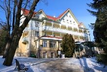 Sanatorium Zdrowie - Außenansicht, Copyright: Sanatorium Zdrowie