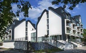 Außenansicht Hotel Henryk, Copyright: IdeaSpa