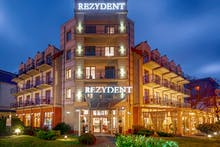 Rezydent Resort Swinemünde - Außenansicht, Copyright: Rezydent Resort