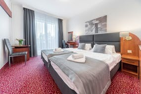 Rezydent Resort Swinemünde - Beispiel Doppelzimmer, Copyright: Rezydent Resort