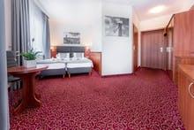 Rezydent Resort Swinemünde - Beispiel Doppelzimmer Komfort, Copyright: Rezydent Resort