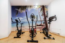 Rezydent Resort Swinemünde - Fitnessraum, Copyright: Rezydent Resort