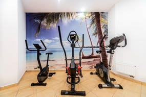 Rezydent Resort Swinemünde - Fitnessraum, Copyright: Rezydent Resort