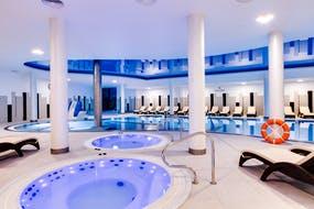 Wellnessbereich Osada Sniezka Hotel, Copyright: Mountain Hotel Gruppe