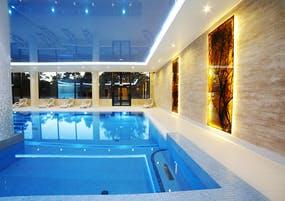 Hotel Vestina Wellness & Spa - Hallenbad, Copyright: IdeaSpa