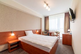 Hotel Vestina Wellness & Spa - Zimmerbeispiel, Copyright: IdeaSpa