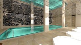 Schwimmbad Hotel Olymp IV, Copyright: IdeaSpa