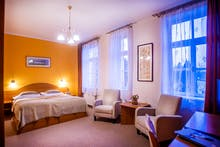 Monti Spa Hotel Franzensbad - Zimmerbeispiel, Copyright: Monti Spa Hotel Franzensbad