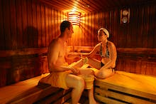 Hunguest Hotel Helios - Sauna, Copyright: Hunguest Hotels