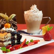 Kaffee und_Kuchen, Copyright: Thermal Hotel In Mosonmagyarovar