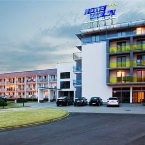 Aussenansicht vom Hotel Wolin, Copyright: Hotel Wolin