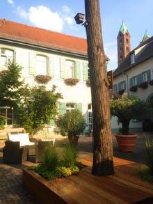 Innenhof, Copyright: Hotel Domhof