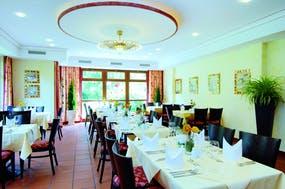 Kur- Thermalhotel Ludwig Thoma - Restaurant