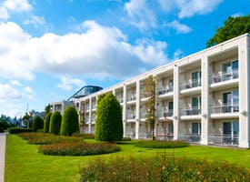 Reisebild: Baden auf Usedom - Maritim Hotel Kaiserhof Heringsdorf