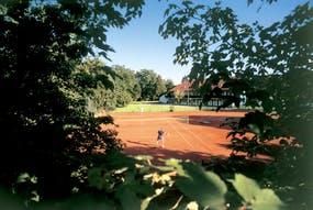 Tennisplätze, Copyright: Vital-Hotel Jagdhof