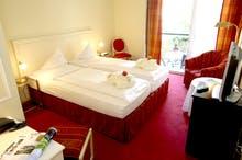 Doppelzimmer Wohnbeispiel, Copyright: Boutique & Feelness Hotel Mürz