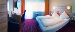Hotel Christel – Zimmerbeispiel, Copyright: http://www.hotel-christel.de/