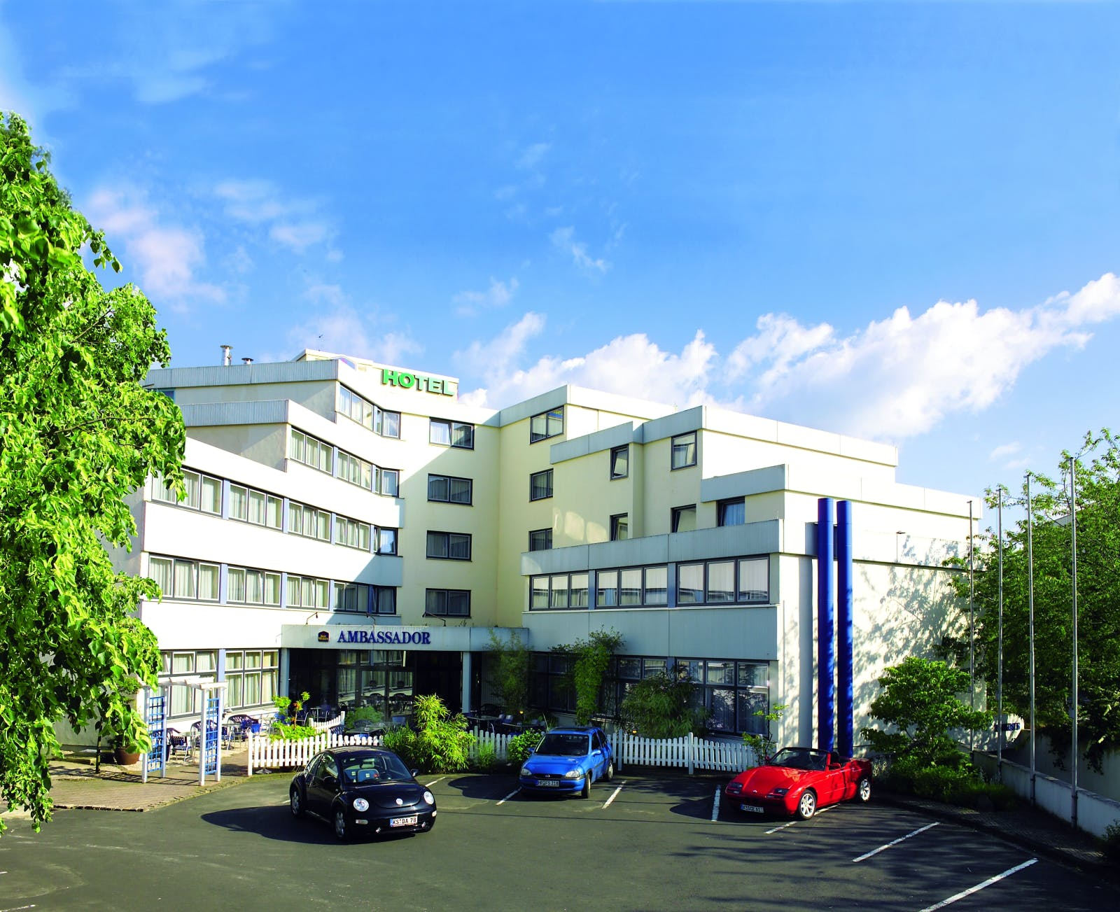 Best Western Hotel Ambassador International Kassel Baunatal