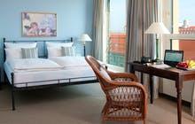 Hotelzimmer, Copyright: Hotel Elbflorenz