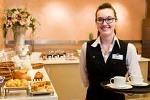 Frühstücksbuffet, Copyright: Best Western Hotel Am Schlosspark