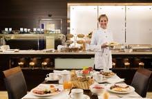 Frühstücksbuffet, Copyright: Pullman Hotel and Resort