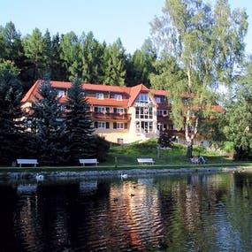 Bad Brambach, Parkhotel, Copyright: Eberhardt TRAVEL