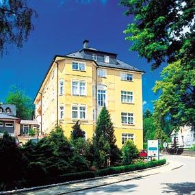 Bad Elster - Parkhotel Helene, Copyright: Parkhotel Helene Bad Elster