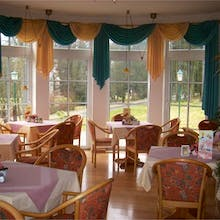Bad_Brambach_Parkhotel_Restaurant, Copyright: Eberhardt TRAVEL