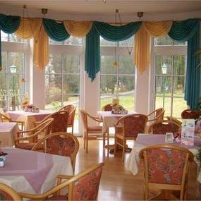 Bad_Brambach_Parkhotel_Restaurant, Copyright: Eberhardt TRAVEL