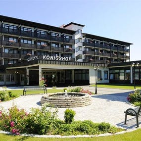 Bad Füssing - Kurhotel Königshof, Copyright: Johannesbad Hotels Bad Füssing GmbH