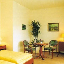 Zimmerbeispiel des Spreewaldhotel Leipe in Lübbenau - Ortsteil Leipe