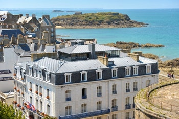 Chateaubriand St.Malo