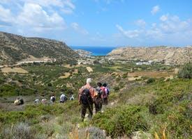 Reisebild: Kreta - Wandern auf der Insel des Zeus