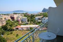 Hotel Hermitage & Park Terme, Ischia Balkonblick, Copyright: Sandra Mahr