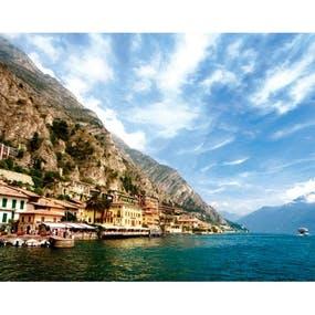 Limone Gardasee, Copyright: San Pietro Limone