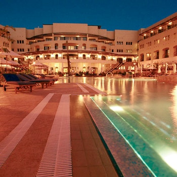 Marriott Jordan Valley Dead Sea Resort & Spa