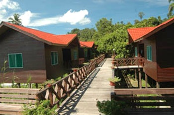 Kinabatangan Riverside Lodge Sukau