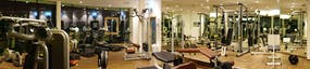 Fitnessraum des Hotels Garni Strass, Copyright: Fun & Spa Hotel Strass
